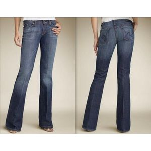 Citizens of Humanity Jeans Low Waist Flair Stretch